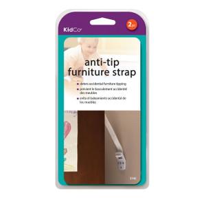 Anti-Tip Furniture Straps 2 pack S142