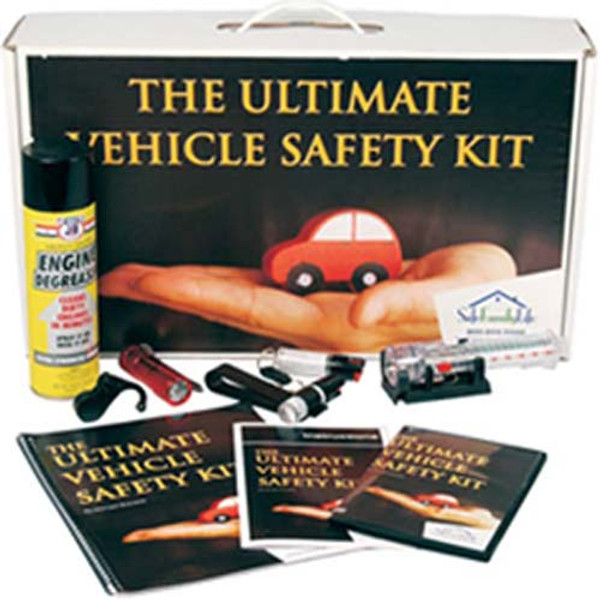 Ultimate Vehicle Safety Kit SFL-VEHICLE