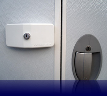 Milenco Superior Door Lock