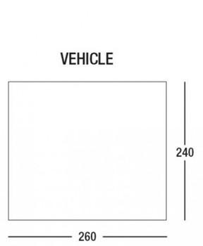Sunncamp Swift Verao  Van Low 260 - 2020 Model