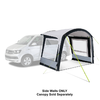 Kampa Dometic Sunshine AIR VW Pro Side Wall Set - NEW for 2020