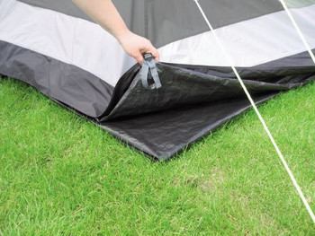 Outdoor Revolution Movelite T1/Tail  Footprint Groundsheet
