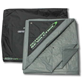 Outdoor Revolution Movelite T3  Stone Protection Footprint -2019/20 Models
