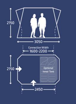 Kampa Dometic Tailgater Air -2021 Model