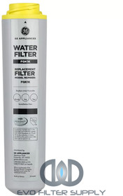 GE FQK1K - Replacement Water Filter, For Single Stage or Inline Systems