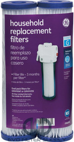 GE FXWPC Whole Home System Replacement Filter Set
