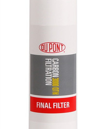 DuPont QuickTwist WFQT13000 - 1-Stage Drinking Water Filtration System