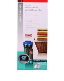DuPont WFPF3800 Series - Universal Valve-In-Head Whole House Filtration System