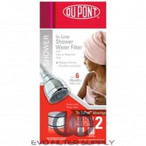 Dupont WFSS1050CH In-Line Shower Filter System