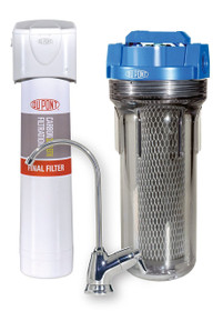 DuPont WFCH2 Series - Complete Home Filtration Kit