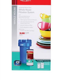 DuPont WFHD1300 Series - Universal Heavy Duty Whole House Filtration System