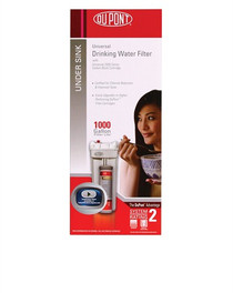 DuPont WFDW120009W - Universal Drinking Water Filtration System
