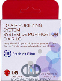 LG LT120F Air filter (2 Pack)