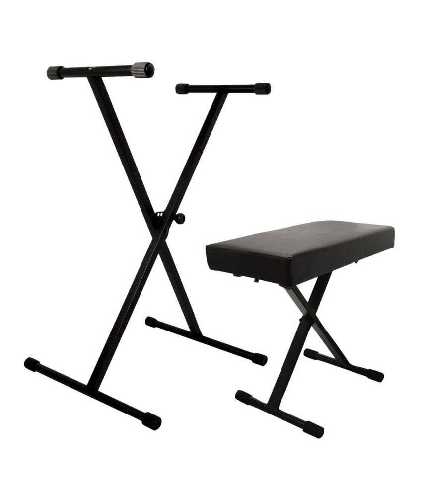 On-Stage On-Stage Keyboard Stand and Bench Pack