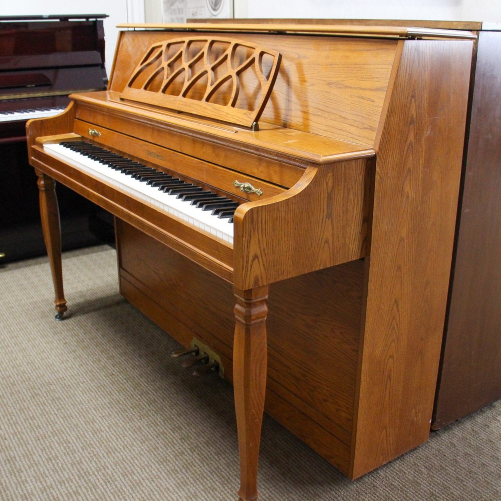 Baldwin Baldwin 665 Oak Upright Console Piano
