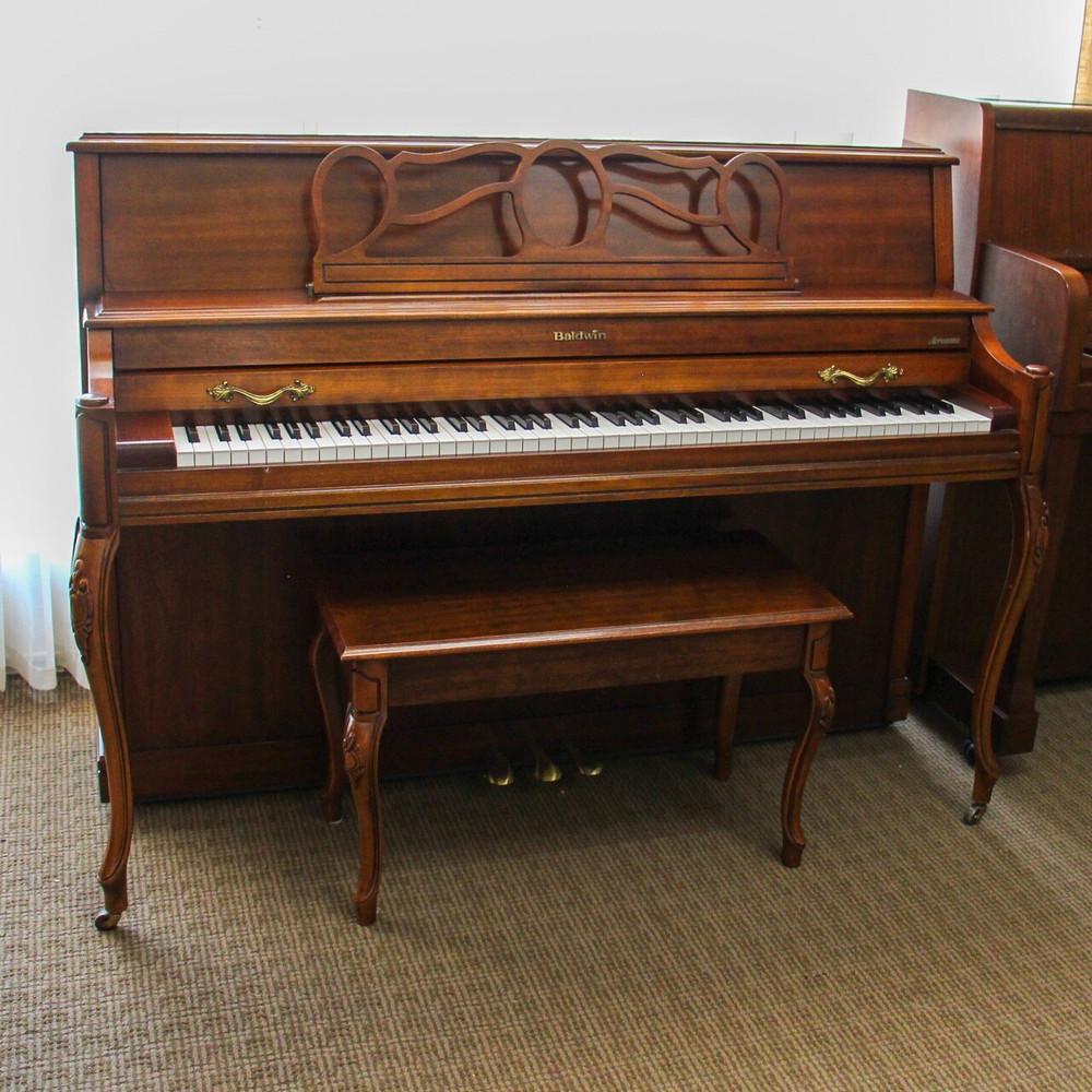 Baldwin Baldwin Acrosonic Queen Anne Console Upright Piano or serial 1479233