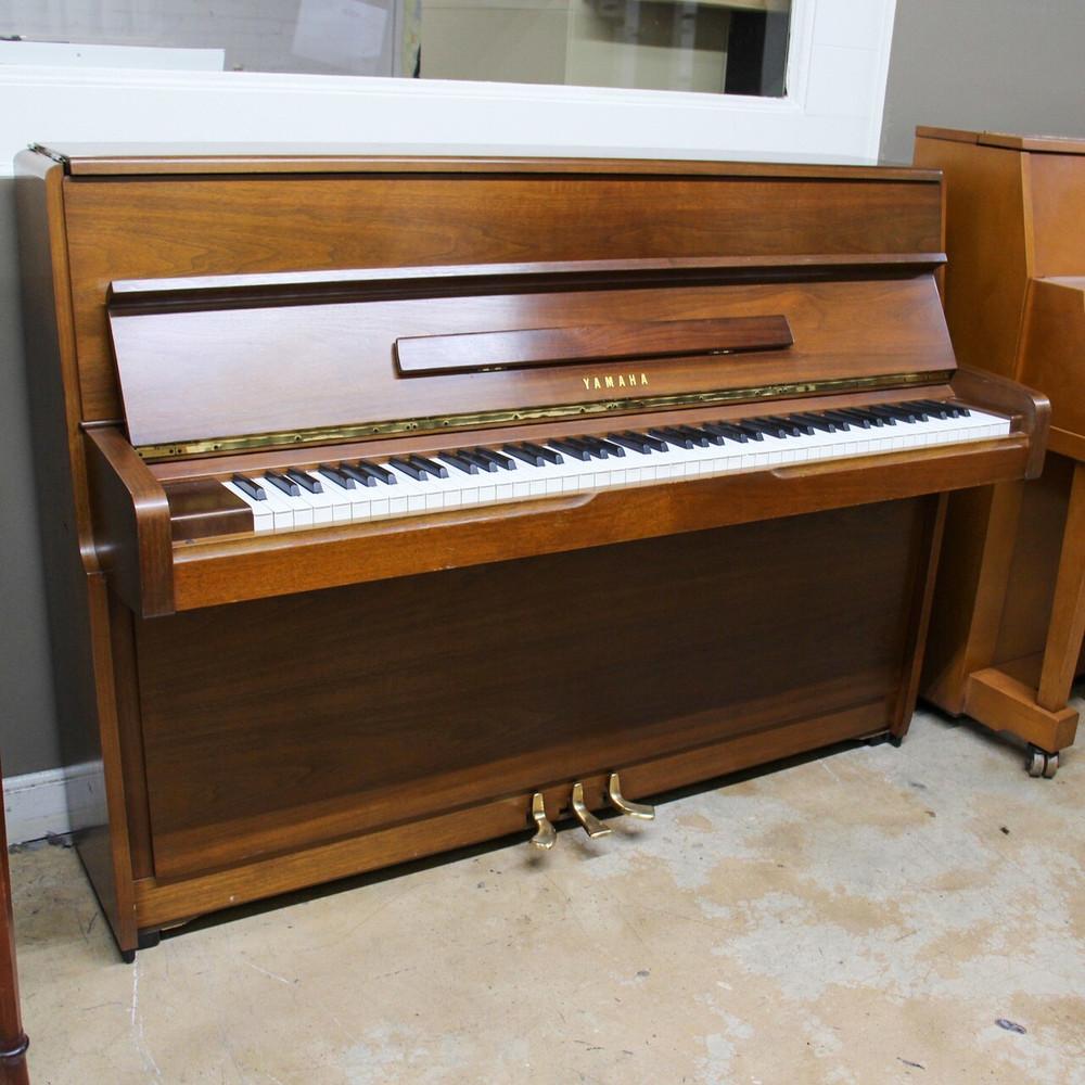 Yamaha Yamaha P2HR Walnut Continental Console Upright Piano