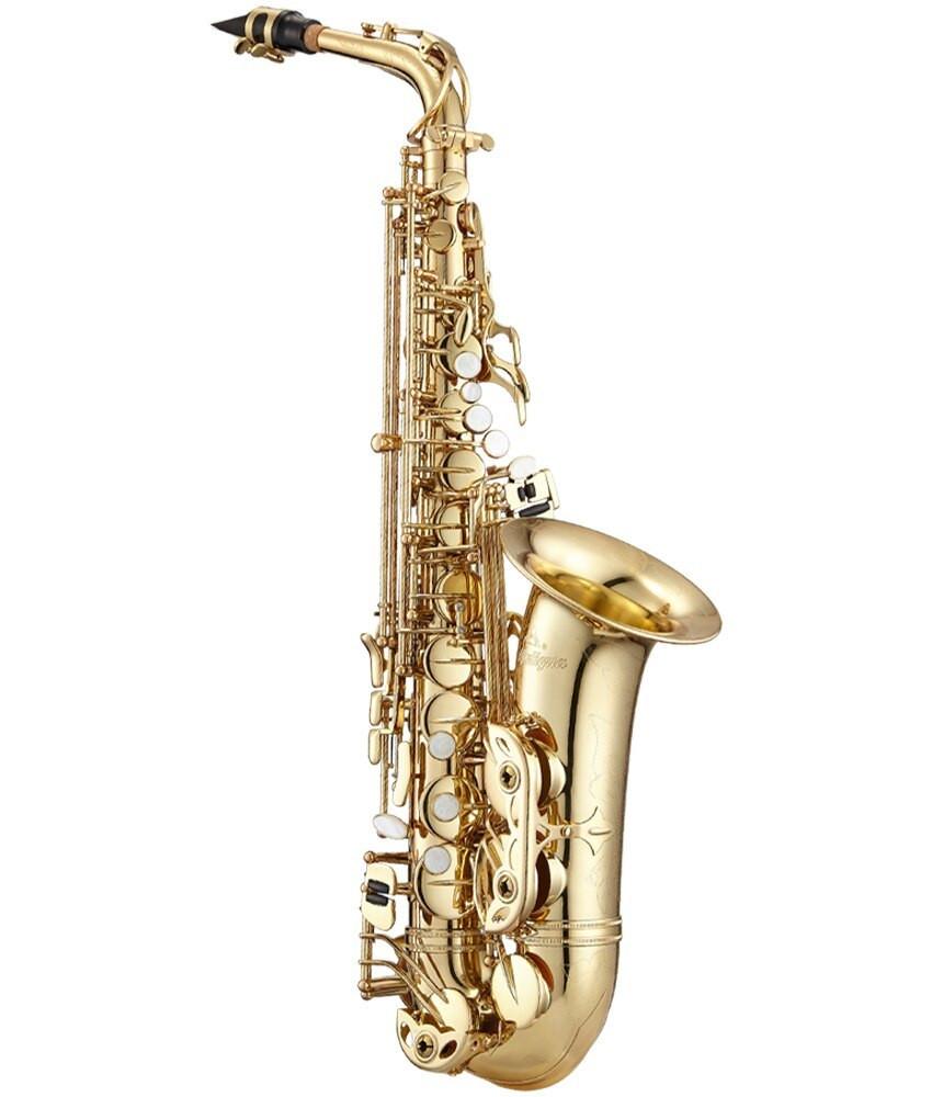 Antigua Antigua PowerBell Eb Alto Sax, Lacquered Brass