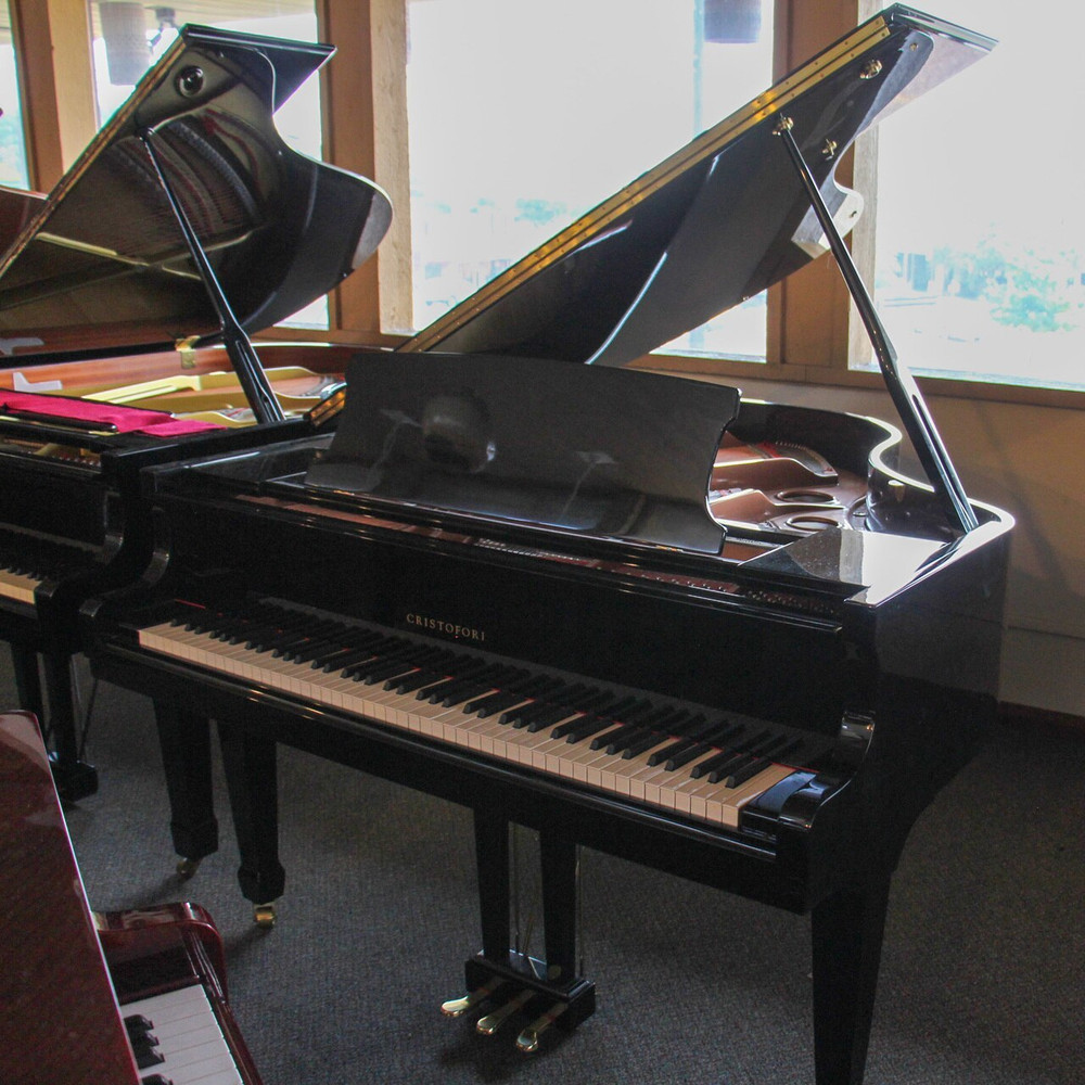 Cristofori Cristofori CRG53 Baby Grand Piano or 53 Polished Ebony