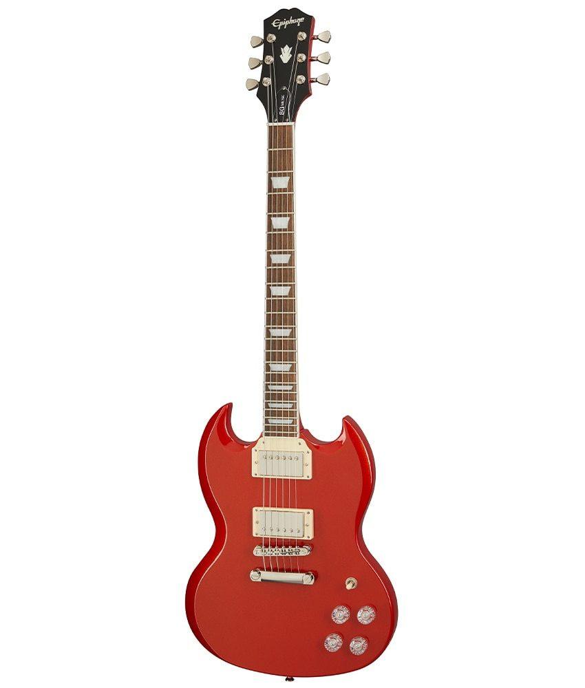 Epiphone Epiphone SG Muse Scarlet Red Metallic Electric Guitar