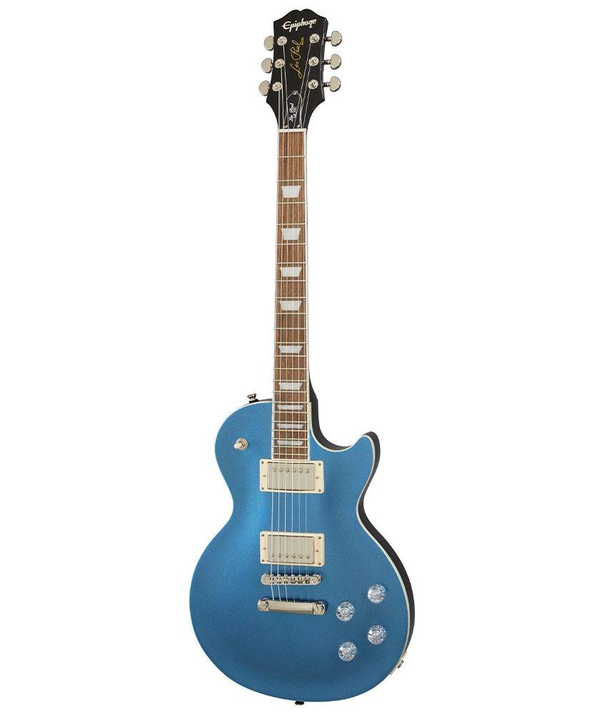 Epiphone Epiphone Les Paul Muse Electric Guitar - Radio Blue Metallic