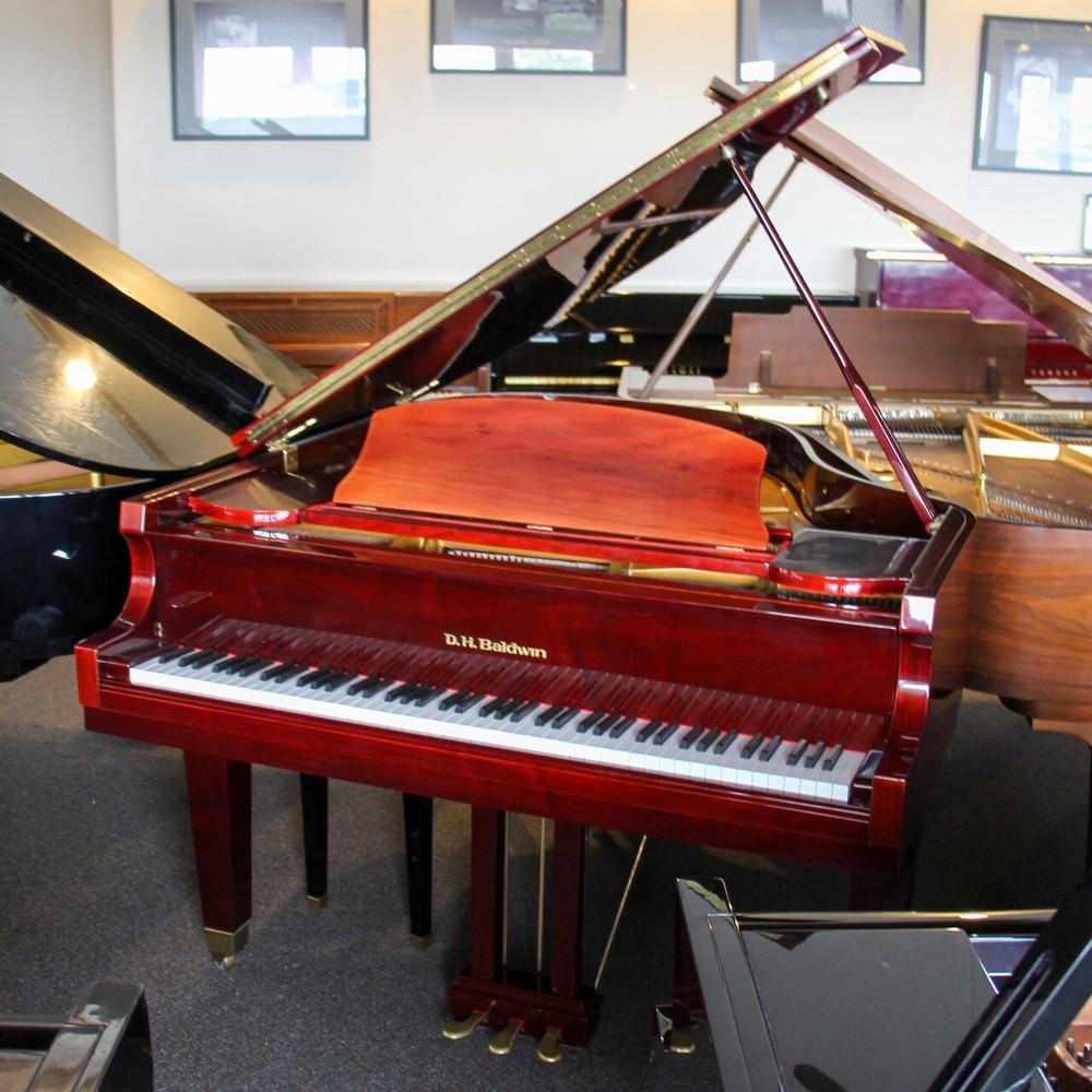 DH Baldwin DH Baldwin Mahogany Grand Piano