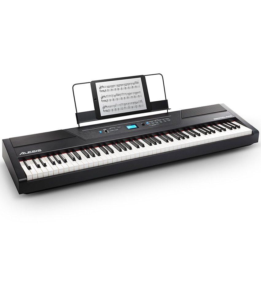 Alesis Alesis RECITAL PRO 88 Key Digital Piano