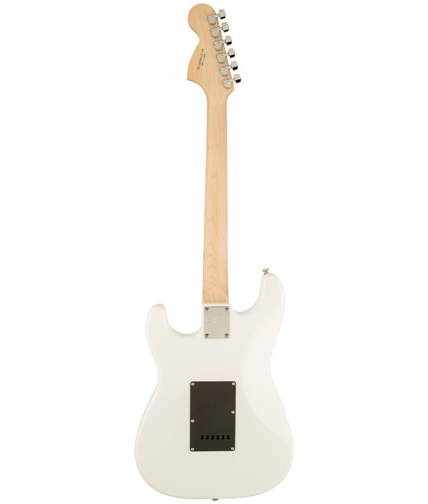 Squier Squier by Fender Affinity Series Stratocaster HSS, Olympic White 0370700505