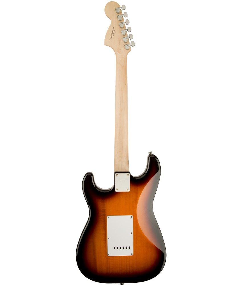 Squier Squier by Fender Affinity Series Stratocaster, Brown Sunburst 0370600532