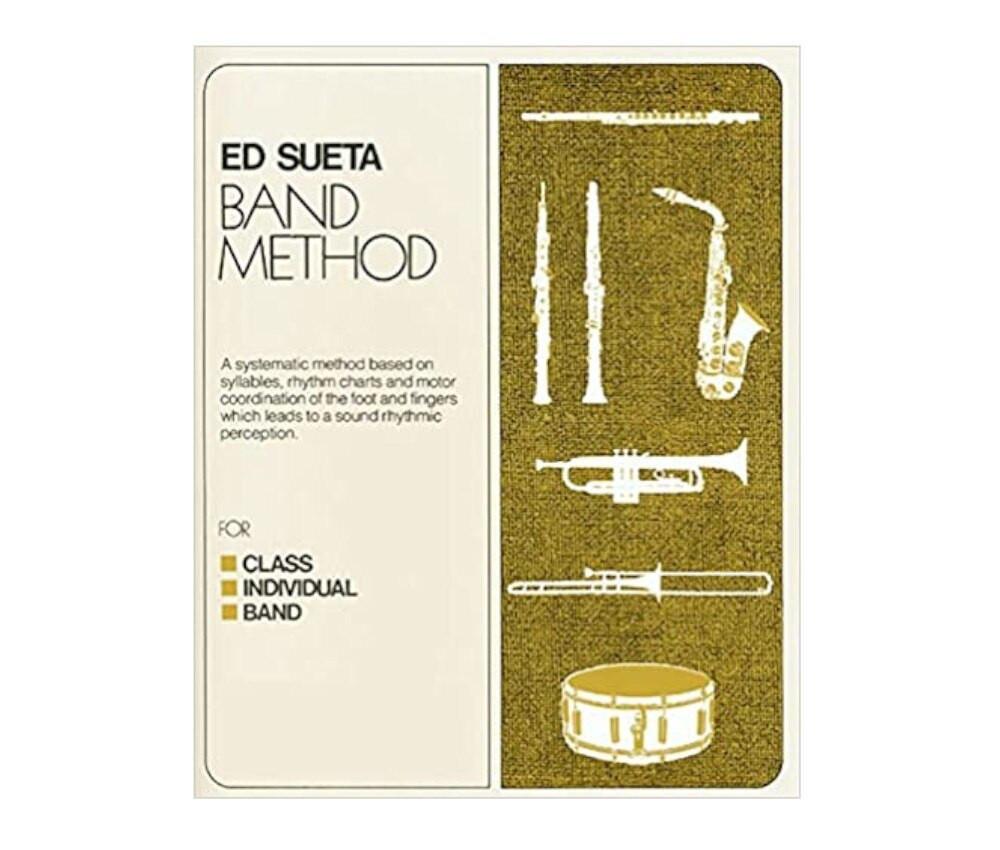 Ed Sueta Ed Sueta Band Method 1 Percussion