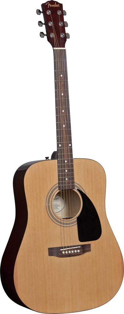 Fender Acoustic Guitars Fender FA-100 Acoustic Pack Natural