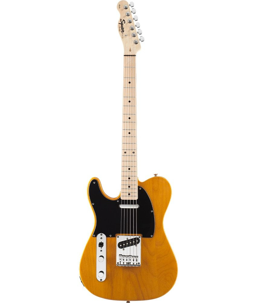 Squier Squier by Fender Affinity Telecaster Lefty, Maple FB, Butterscotch
