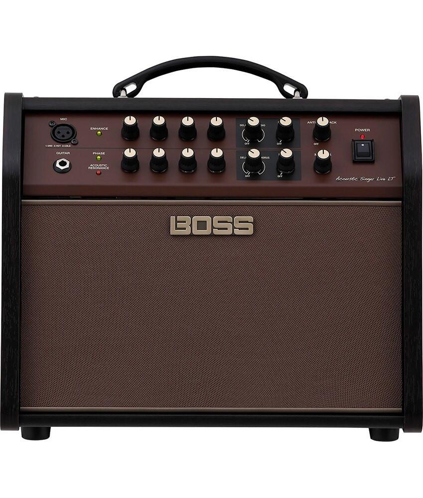 Boss Boss Acoustic Singer Live LT 60-watt Bi-amp Acoustic Combo