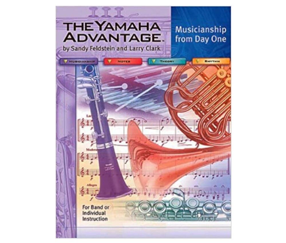 Yamaha Yamaha Advantage Book Bass Clarinet
