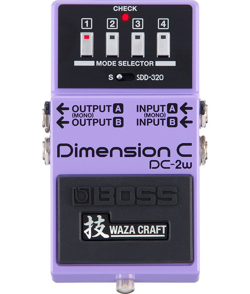 Boss Boss DC-2W Waza Craft Dimension C Pedal