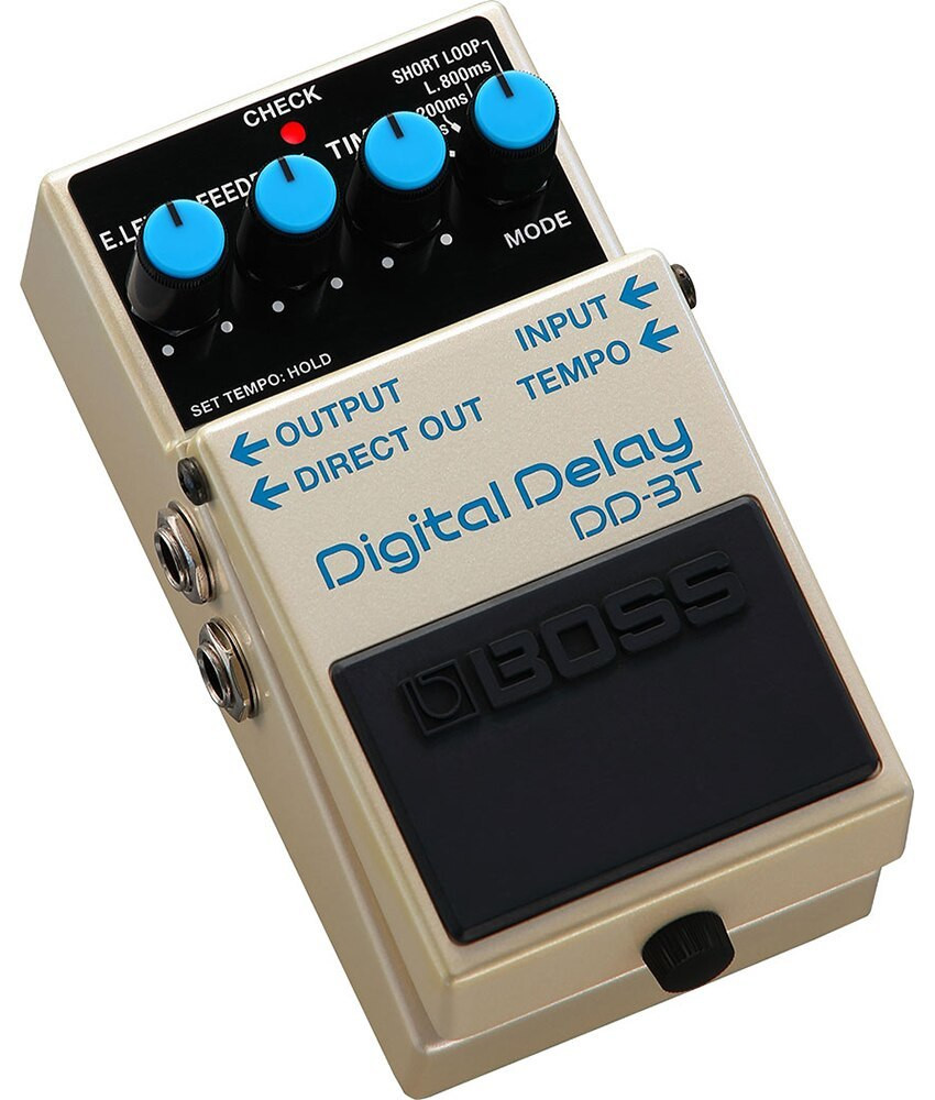 Boss Boss DD-3T Digital Delay Pedal