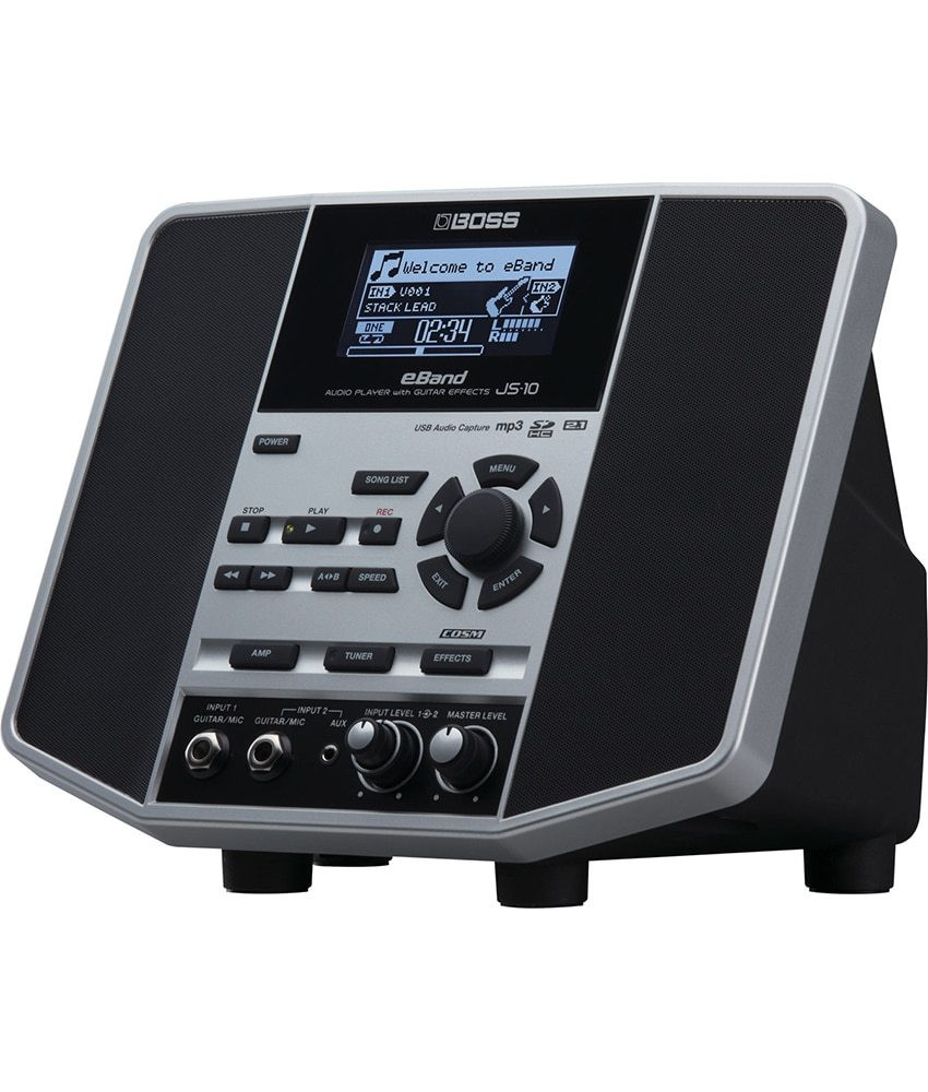 Boss Boss eBand JS-10 Audio Player and Trainer