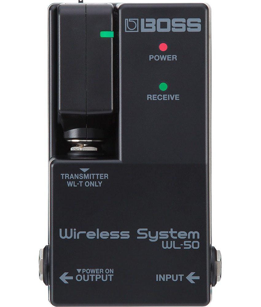 Boss Boss WL-50 Guitar Wireless System