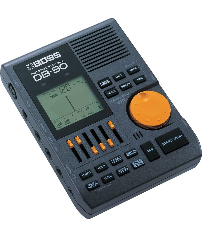 Boss Boss DB-90 Dr Beat Metronome with Tap Tempo