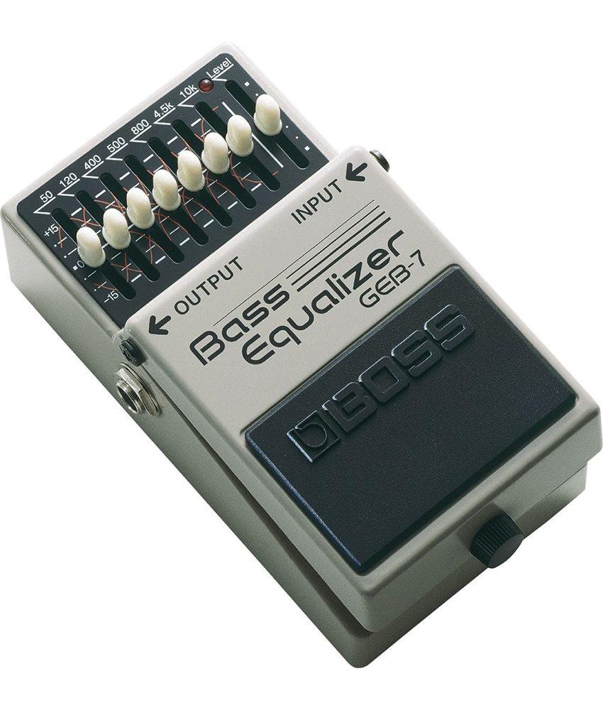 Boss Boss GEB-7 7-band Bass Equalizer Pedal
