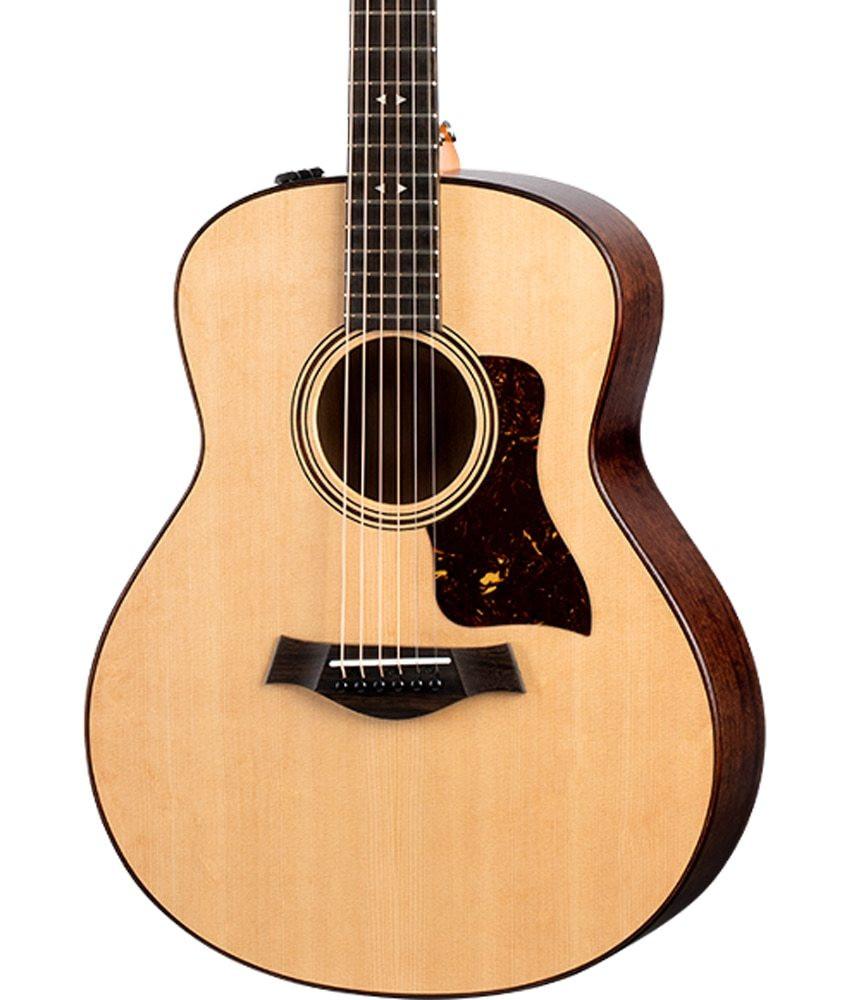 Taylor Guitars Taylor GTe Grand Theater Acoustic-Electric Guitar w/ Aerocase Bundle