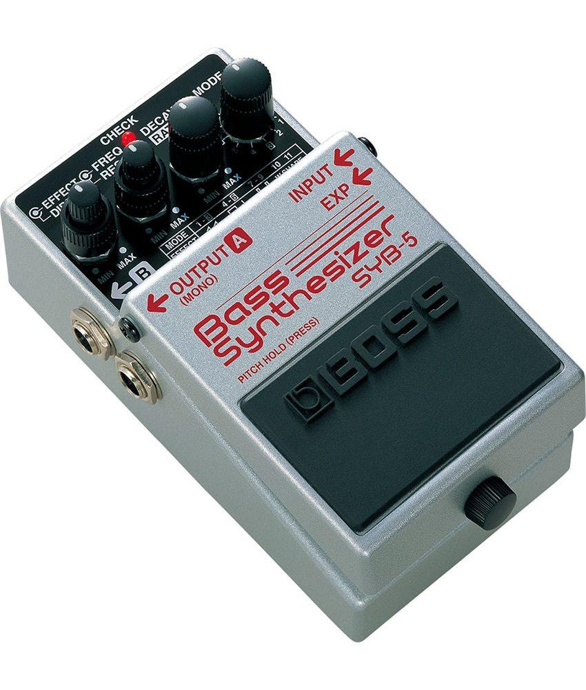Boss Boss SYB-5 Bass Synthesizer Pedal