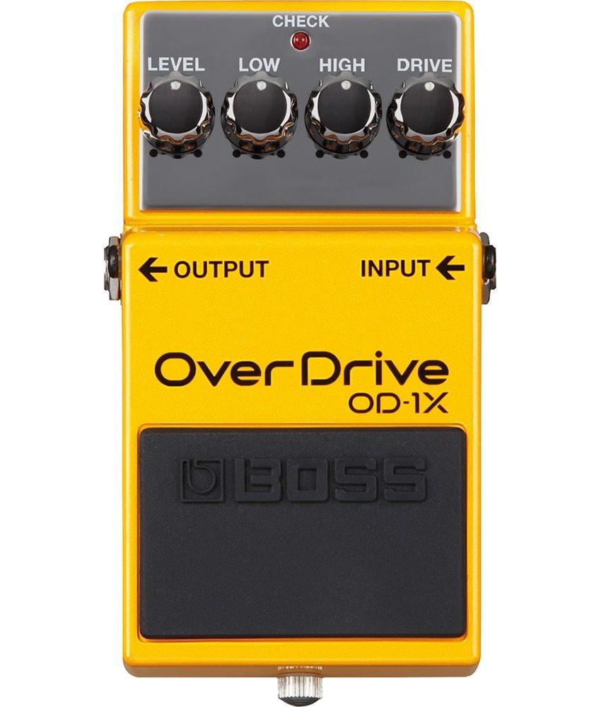 Boss Boss OD-1X Overdrive Pedal