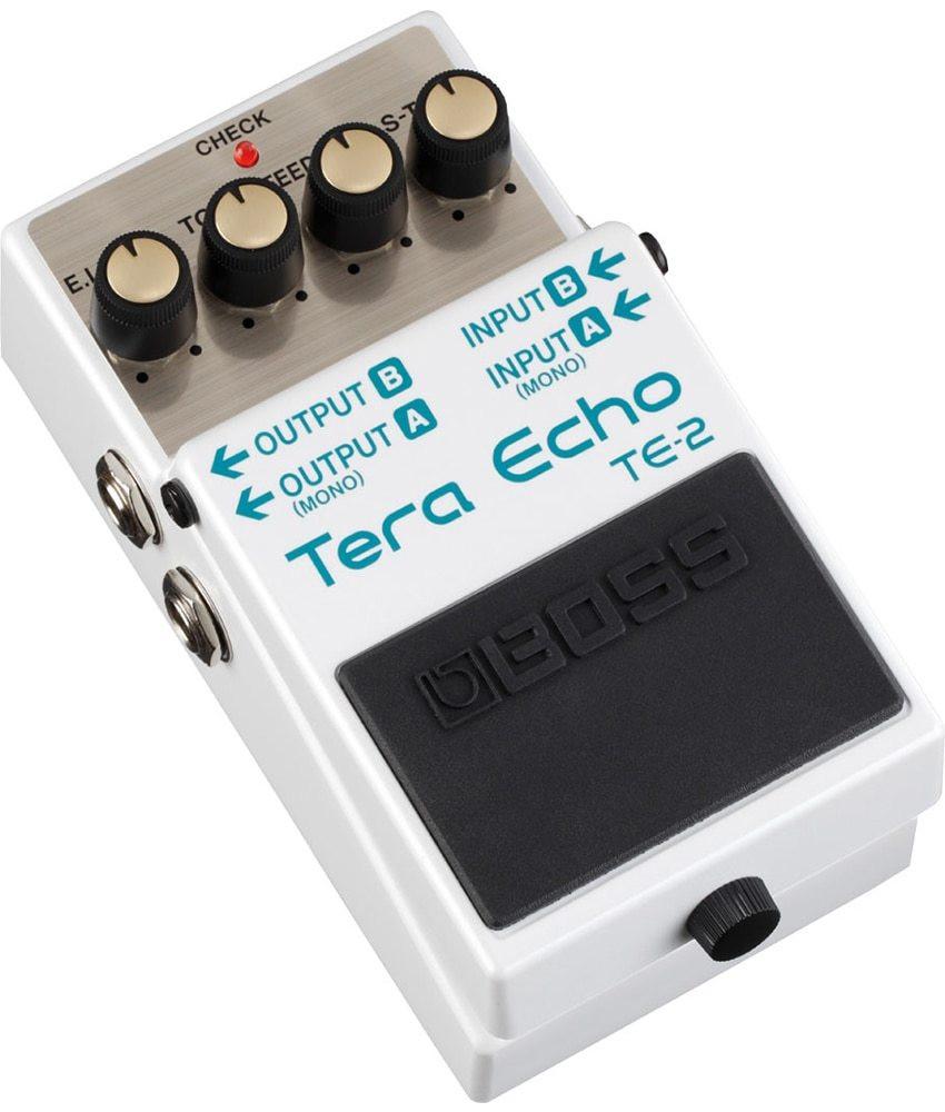 Boss Boss TE-2 Tera Echo Pedal