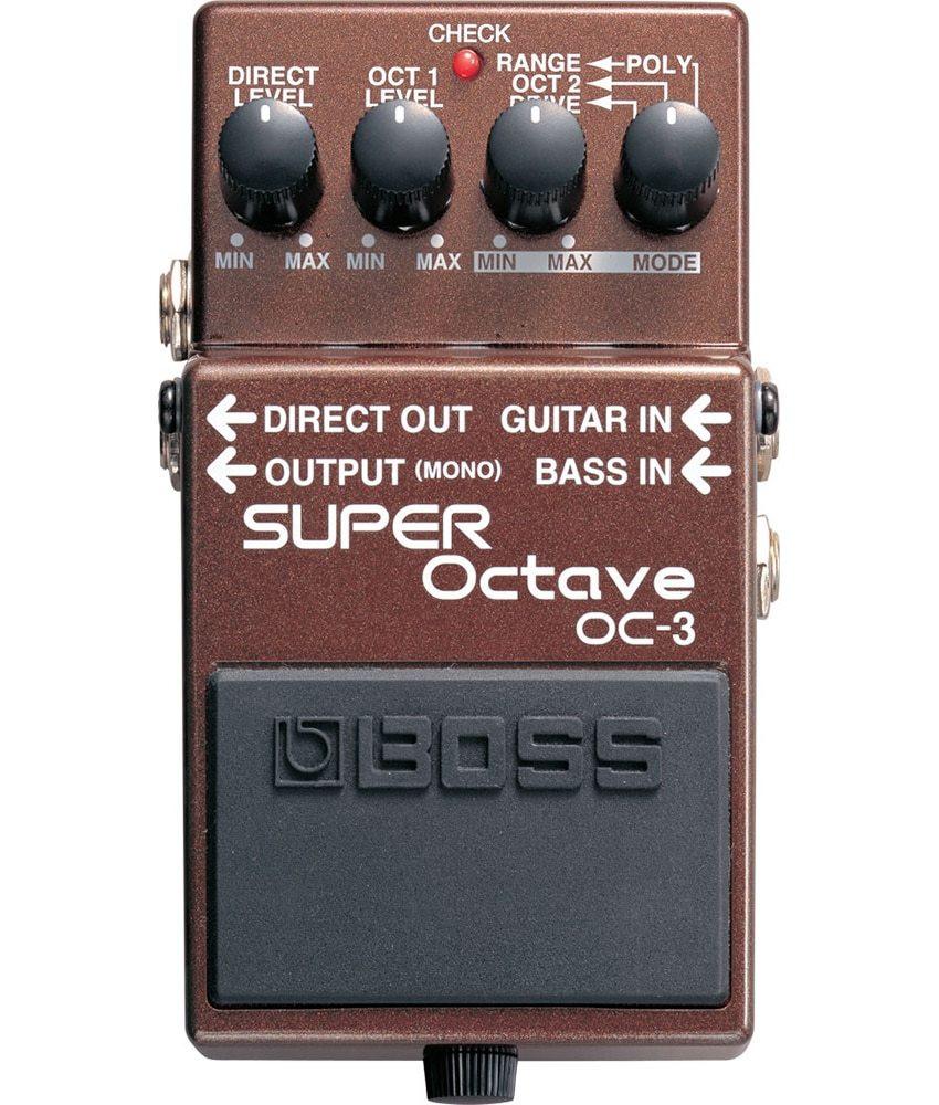 Boss BOSS OC-3 Super Octave Pedal