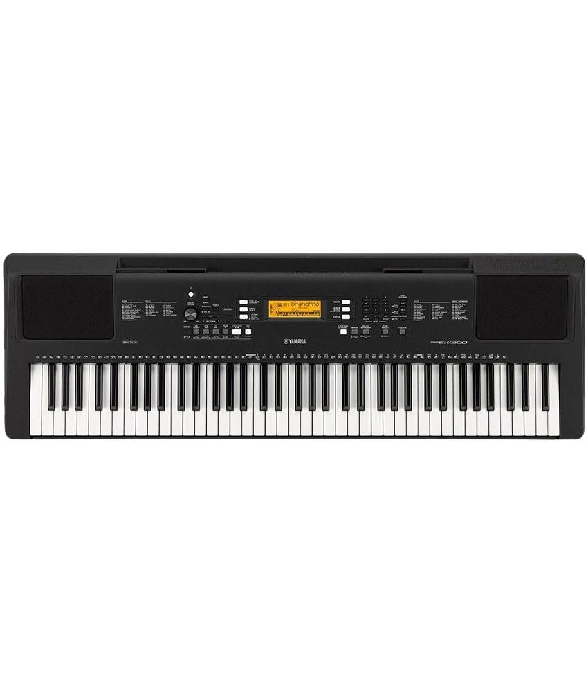 Yamaha Pre-Owned Yamaha PSREW-300 76 Key Entry Level Portable Keyboard