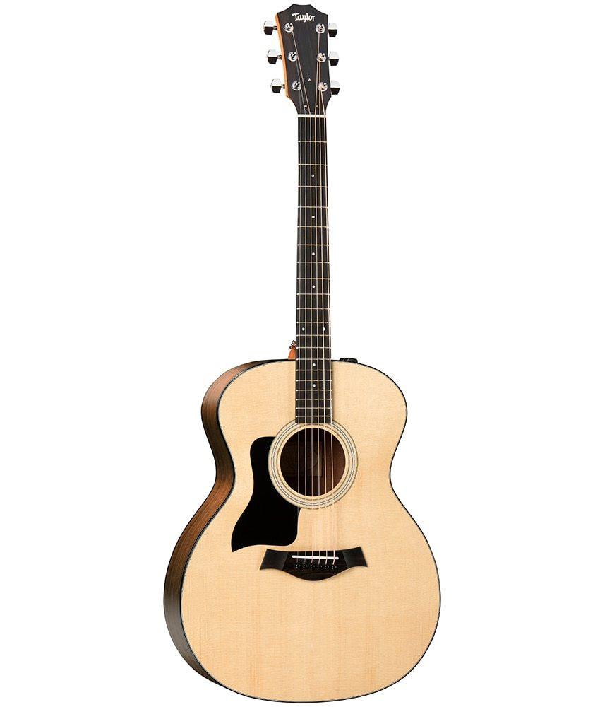 Taylor Guitars Taylor 114e Grand Auditorium Lefty Acoustic-Electric - Spruce/Walnut