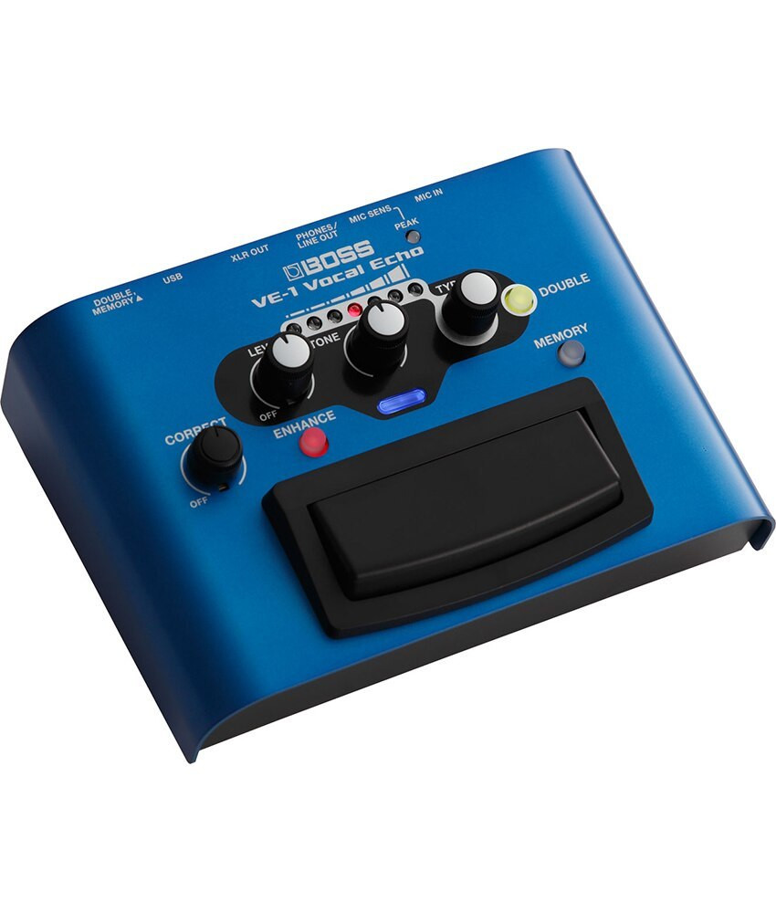 Boss Boss VE-1 Vocal Echo Pedal