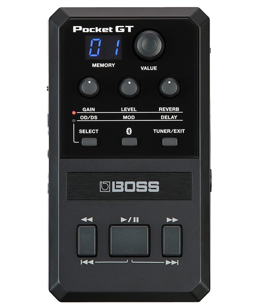 Boss Boss Pocket GT Effects Processor