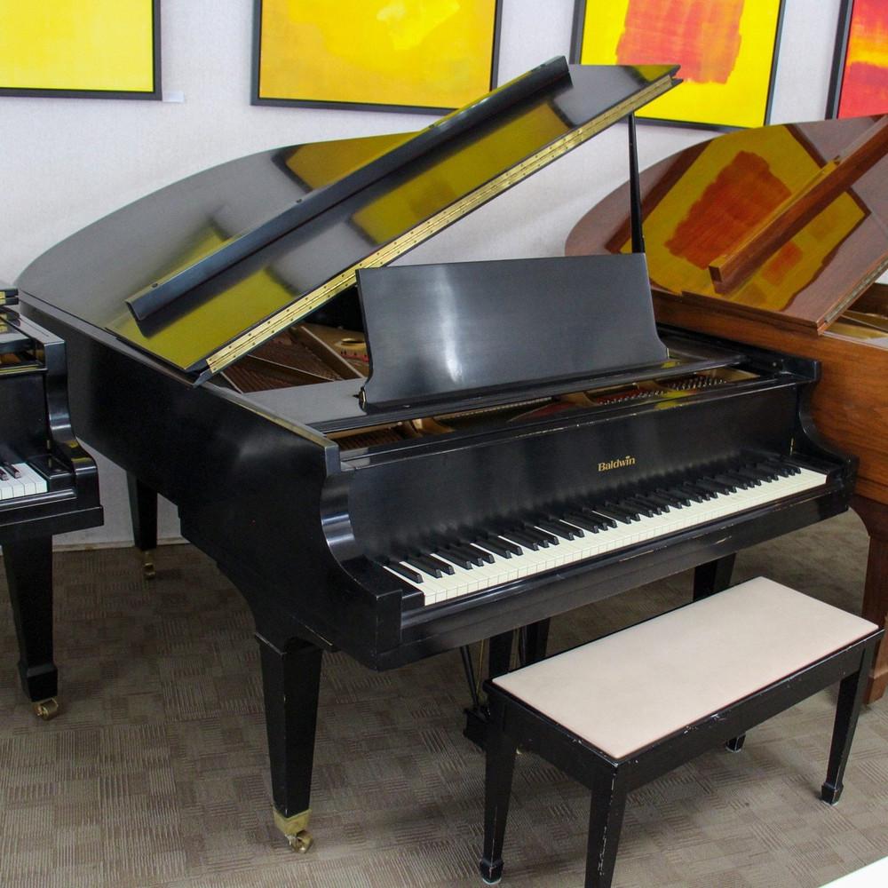 Baldwin Baldwin L Grand Piano w/ Bench 63